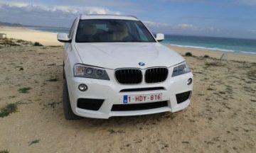 BMW X3 XDRIVE d M-SPORTPAKKET